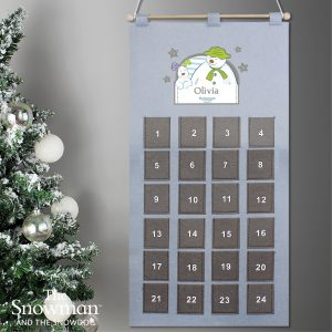 The Snowman Advent Calendar