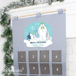 The Snowman and the Snowdog Advent Calendar