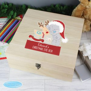 Tiny Tatty Teddy Christmas Eve Box