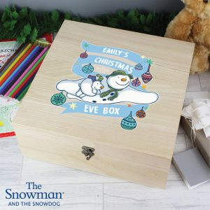The Snowman and the Snowdog Christmas Eve Box